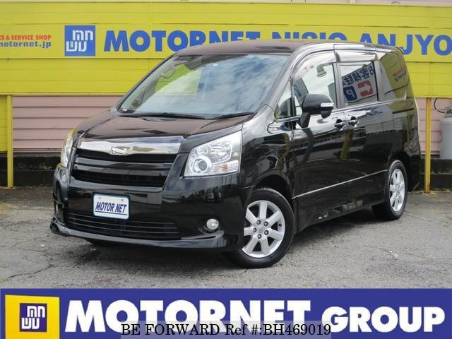 Used 2009 TOYOTA NOAH BH469019 for Sale