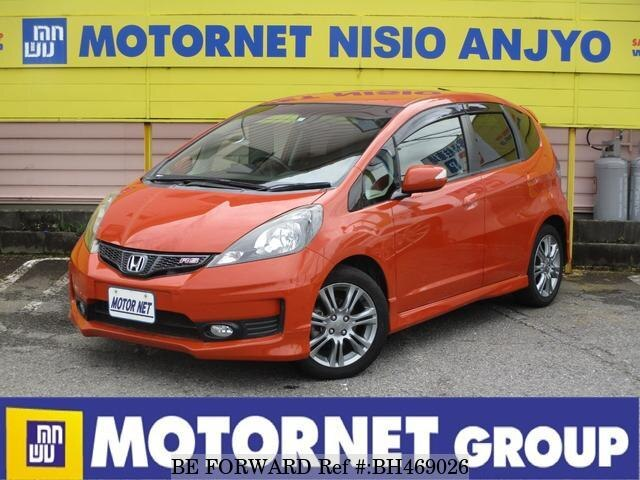 Used 2011 HONDA FIT BH469026 for Sale