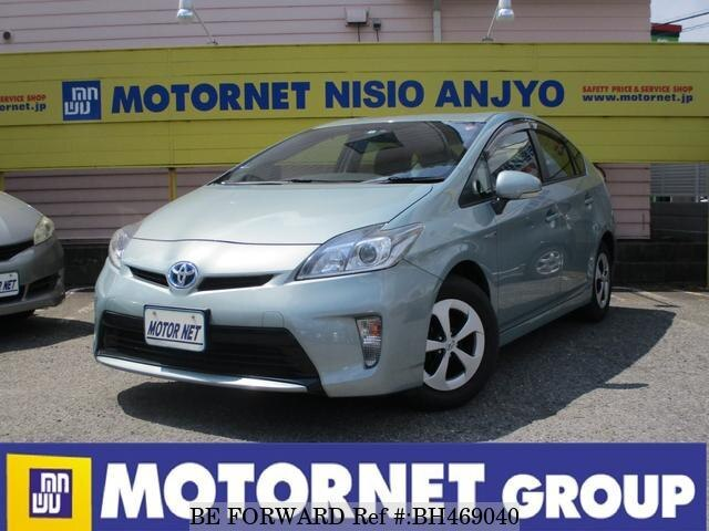 Used 2014 TOYOTA PRIUS BH469040 for Sale