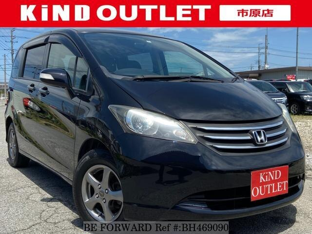 Used 2009 HONDA FREED BH469090 for Sale