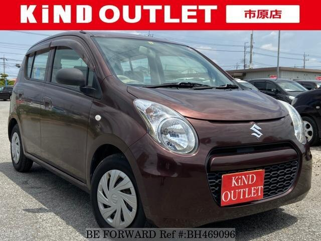 Used 2012 SUZUKI ALTO BH469096 for Sale