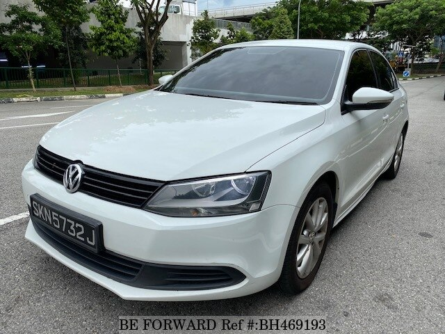 Used 2014 VOLKSWAGEN JETTA BH469193 for Sale