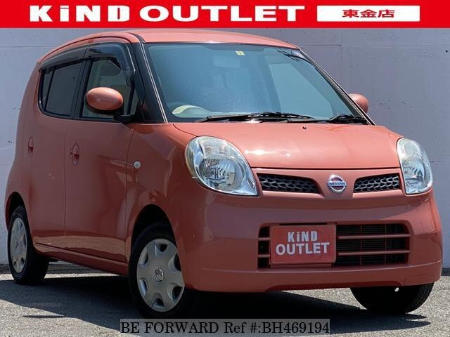 Used 2009 NISSAN MOCO BH469194 for Sale