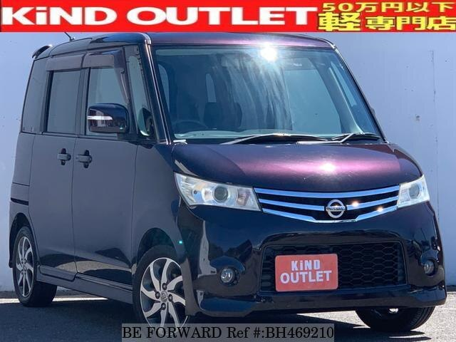 Used 2011 NISSAN ROOX BH469210 for Sale