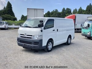Used 2005 TOYOTA HIACE VAN BH469303 for Sale