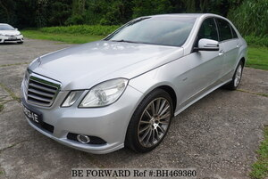 Used 2010 MERCEDES-BENZ E-CLASS BH469360 for Sale