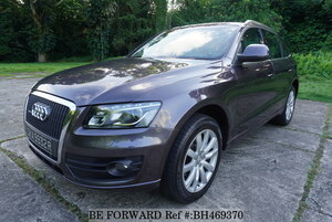 Used 2011 AUDI Q5 BH469370 for Sale