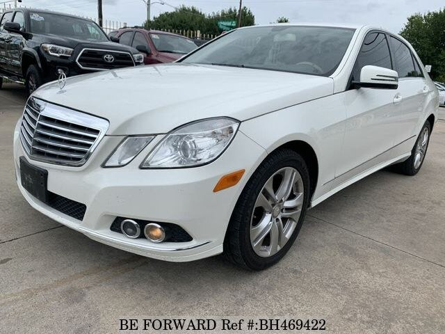 Used 2010 MERCEDES-BENZ E-CLASS BH469422 for Sale