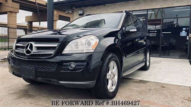Used 2008 MERCEDES-BENZ GL-CLASS BH469427 for Sale