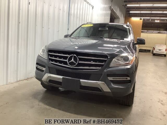 Used 2013 MERCEDES-BENZ M-CLASS BH469452 for Sale