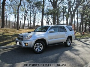 Used 2008 TOYOTA 4RUNNER BH469458 for Sale