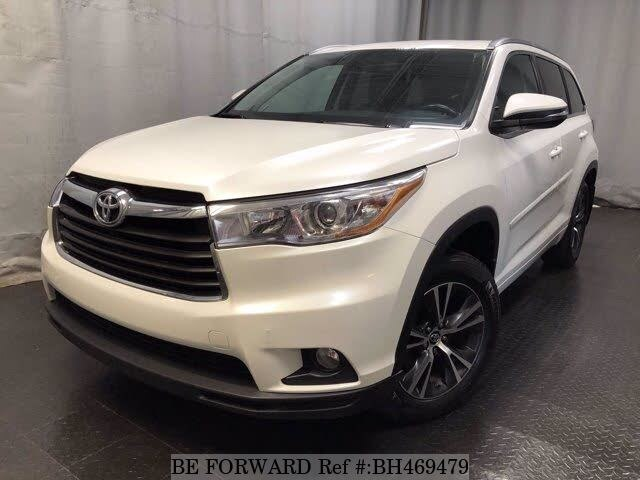 Used 2016 TOYOTA HIGHLANDER BH469479 for Sale