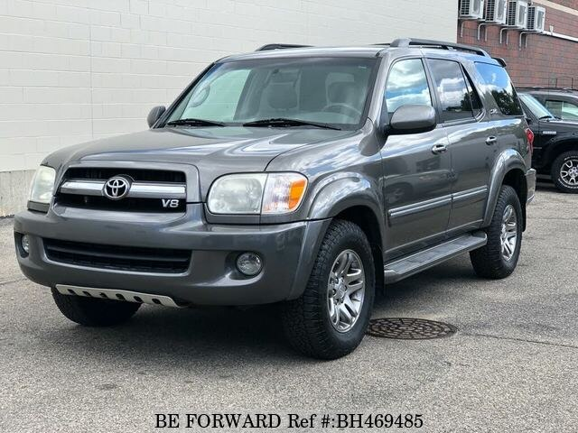 Used 2005 TOYOTA SEQUOIA BH469485 for Sale