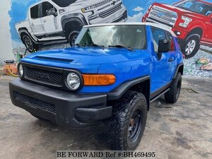 Used 2008 TOYOTA FJ CRUISER BH469495 for Sale