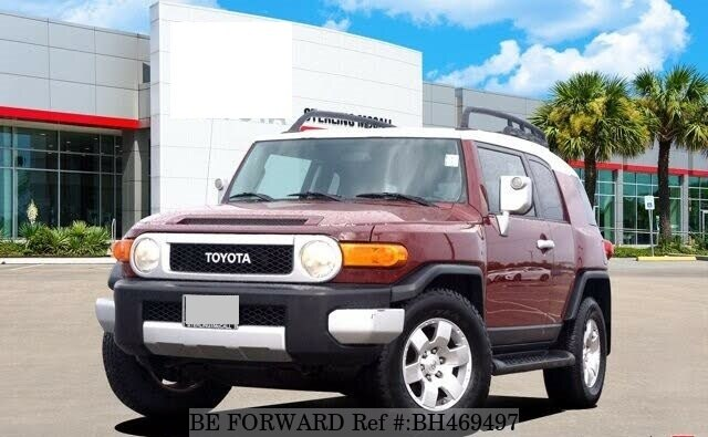 Used 2008 TOYOTA FJ CRUISER BH469497 for Sale