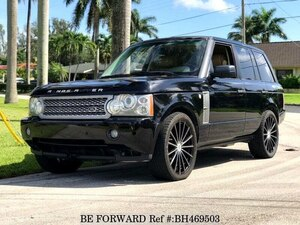 Used 2006 LAND ROVER RANGE ROVER BH469503 for Sale