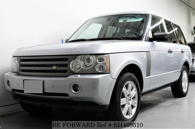 Used 2006 LAND ROVER RANGE ROVER BH469510 for Sale
