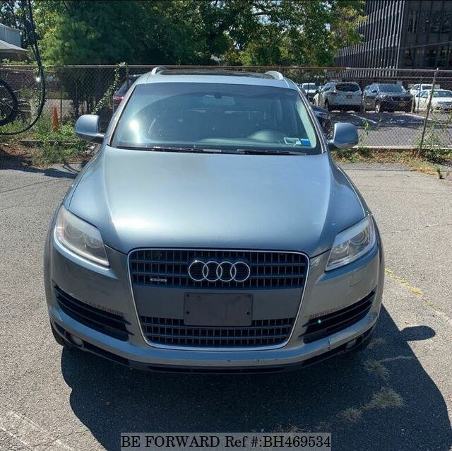 Used 2007 AUDI Q7 BH469534 for Sale