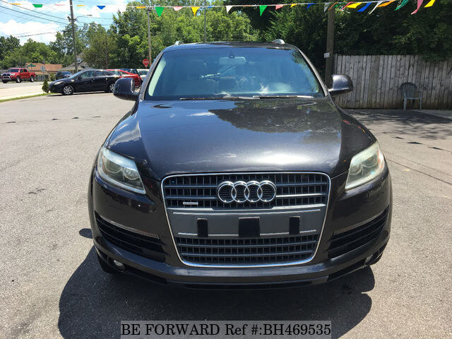Used 2007 AUDI Q7 BH469535 for Sale