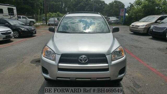 Used 2011 TOYOTA RAV4 BH469549 for Sale