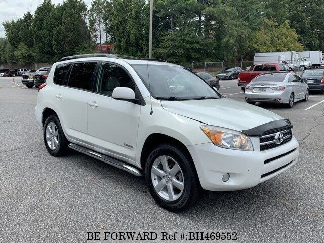 Used 2007 TOYOTA RAV4 BH469552 for Sale