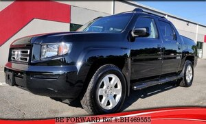 Used 2008 HONDA RIDGELINE BH469555 for Sale