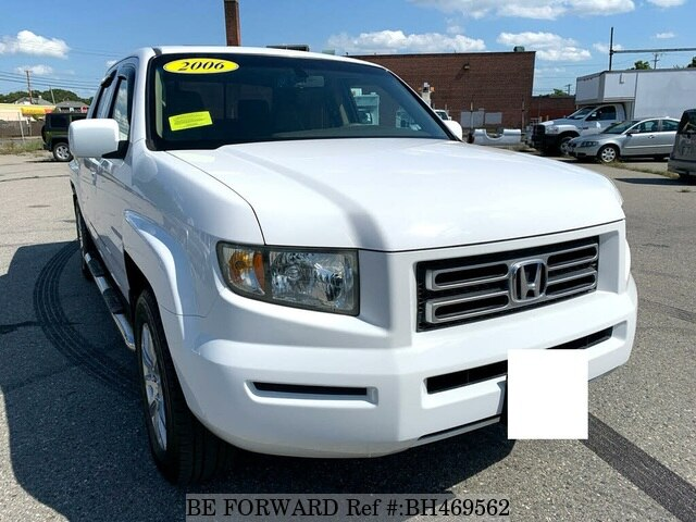 Used 2006 HONDA RIDGELINE BH469562 for Sale