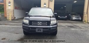 Used 2006 HONDA RIDGELINE BH469565 for Sale