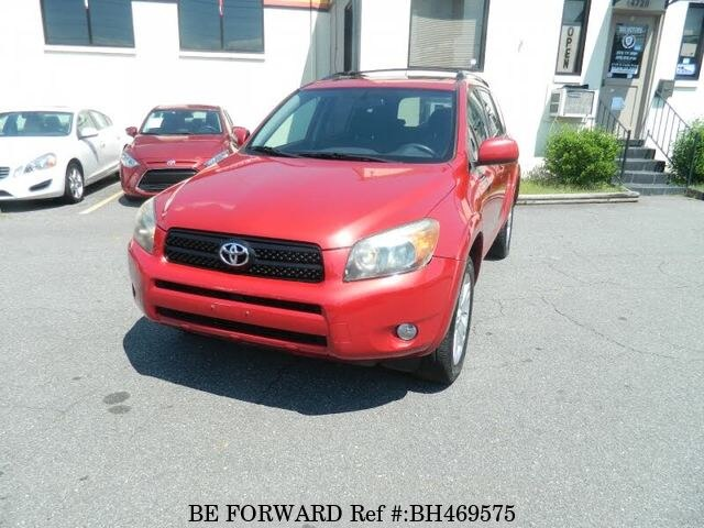 Used 2007 TOYOTA RAV4 BH469575 for Sale
