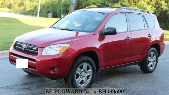 Used 2008 TOYOTA RAV4 BH469599 for Sale