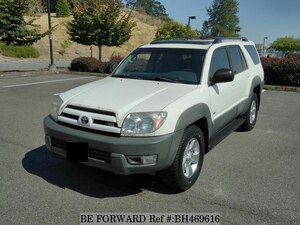 Used 2003 TOYOTA 4RUNNER BH469616 for Sale