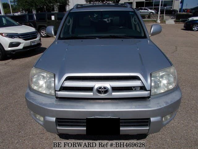 Used 2003 TOYOTA 4RUNNER BH469628 for Sale