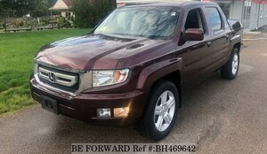 Used 2009 HONDA RIDGELINE BH469642 for Sale