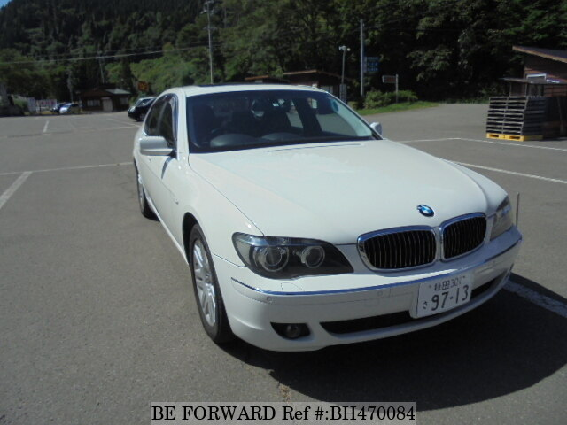 Used 2006 BMW 7 SERIES BH470084 for Sale