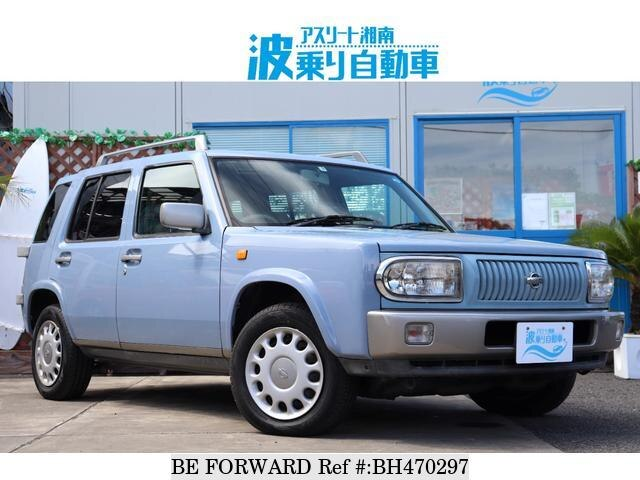 Used 1997 NISSAN RASHEEN BH470297 for Sale