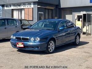 Used 2003 Jaguar X Type J51ya For Sale Bh471434 Be Forward