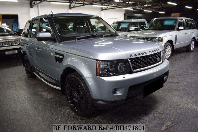 Used 2011 LAND ROVER RANGE ROVER SPORT BH471801 for Sale