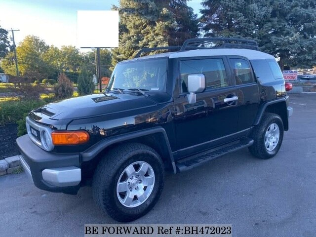 Used 2009 TOYOTA FJ CRUISER BH472023 for Sale