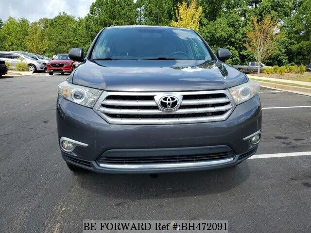 Used 2011 TOYOTA HIGHLANDER BH472091 for Sale