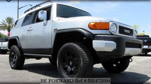 Used 2007 TOYOTA FJ CRUISER BH472094 for Sale