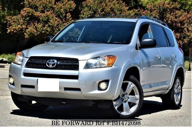 Used 2009 TOYOTA RAV4 BH472098 for Sale