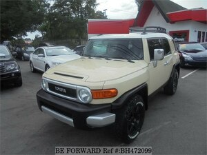 Used 2008 TOYOTA FJ CRUISER BH472099 for Sale
