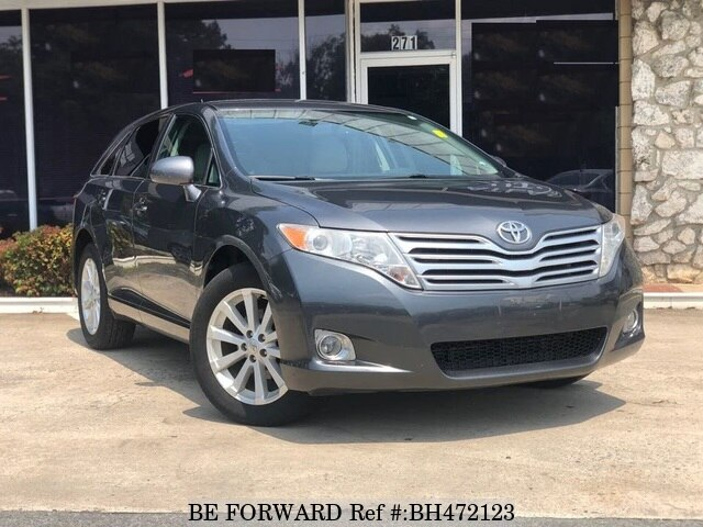 Used 2009 TOYOTA VENZA BH472123 for Sale