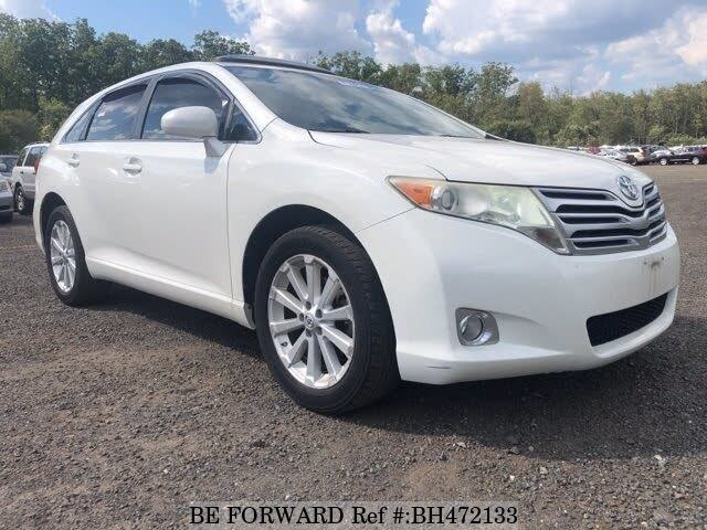 Used 2009 TOYOTA VENZA BH472133 for Sale