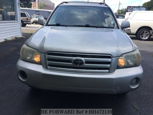 Used 2004 TOYOTA HIGHLANDER BH472139 for Sale