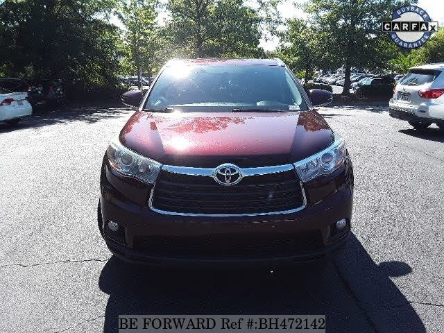 Used 2016 TOYOTA HIGHLANDER BH472142 for Sale