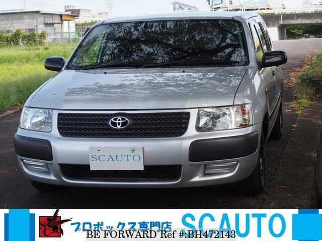 Used 2008 TOYOTA SUCCEED VAN BH472143 for Sale