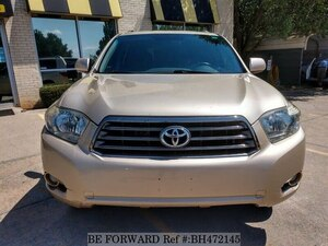 Used 2008 TOYOTA HIGHLANDER BH472145 for Sale
