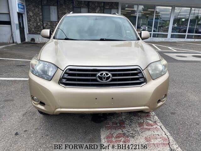 Used 2007 TOYOTA HIGHLANDER BH472156 for Sale