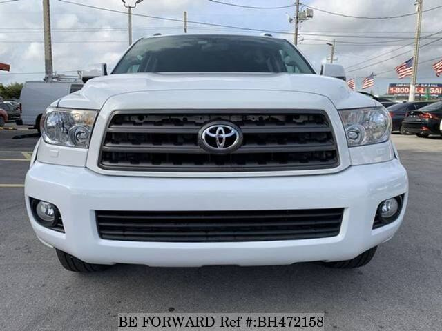 Used 2011 TOYOTA SEQUOIA BH472158 for Sale